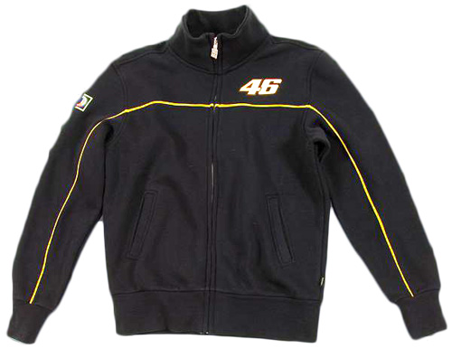 VR46 Zip fleece
