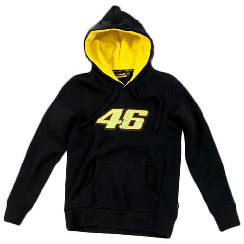 VR46 woman hooded fleece