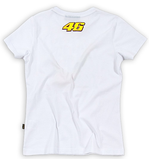 T-shirt VR46 The Doctor woman