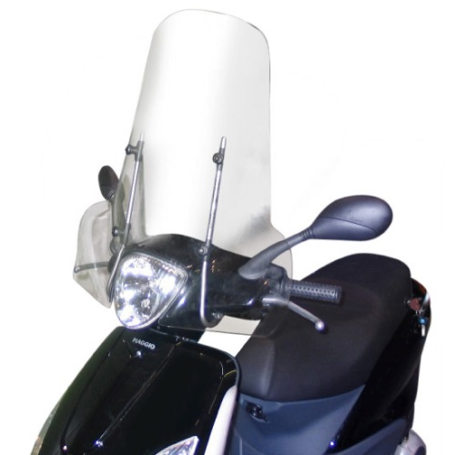 A110A Specific fitting kit for 107A windshield compatible