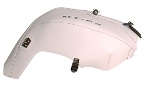 Bagster Tank Cover Yamaha MT-03. White