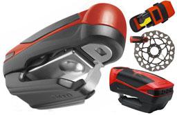 Blocca Disco con Allarme Elettronico Abus Detecto 7000 RS 2
