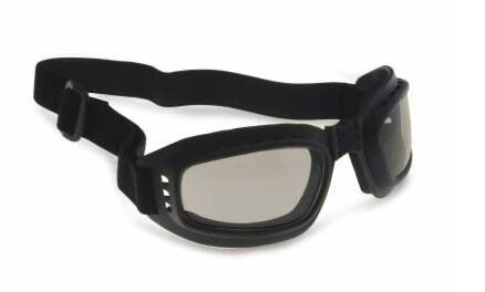 BERTONI AF112A Motorcycle Anti-Fog Goggles