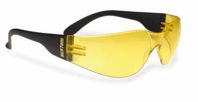BERTONI AF151A Motorcycle Anti-Fog Glasses