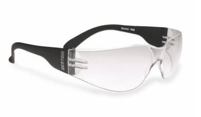 BERTONI AF151B Motorcycle Anti-Fog Glasses
