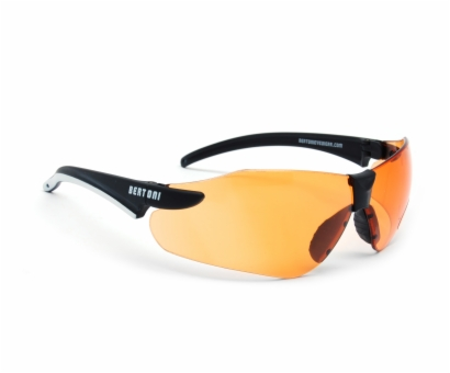 BERTONI AF177C Motorcycle Anti-Fog Glasses