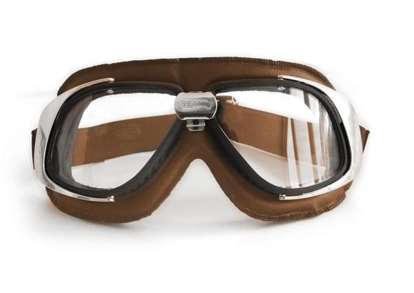 Bertoni Antifog AF190B motorcycle sun glasses
