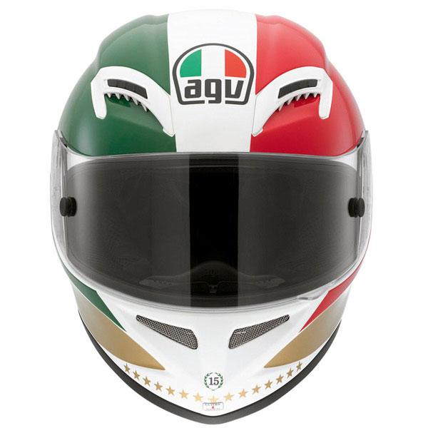 Casco moto Agv Grid Replica Giacomo Agostini