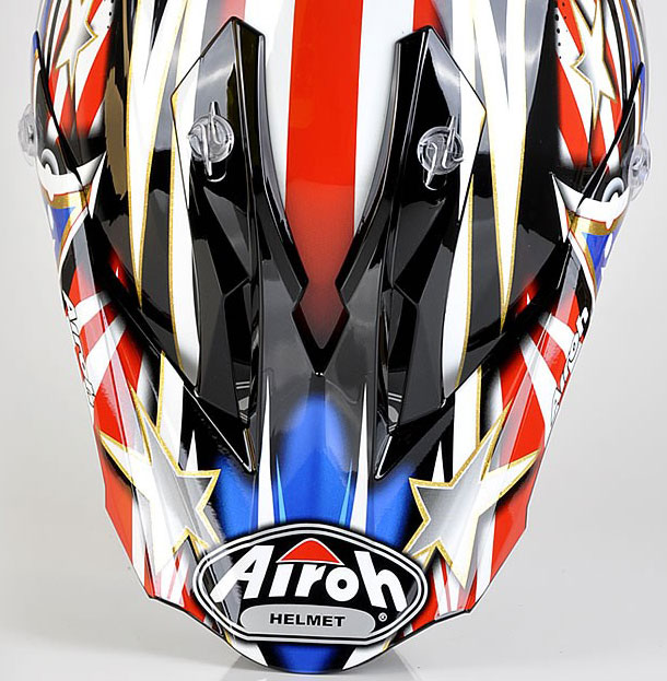 Ricambio Airoh frontino per casco Jumper I Want You