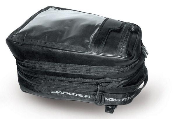 Bagster Alpha tank bag black