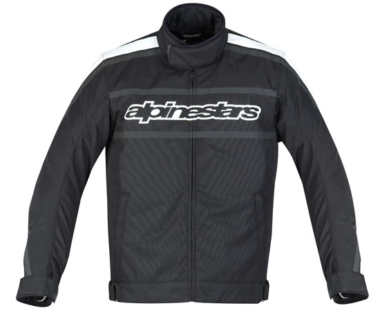 Alpinestars T-Gasoline Waterproof jacket black