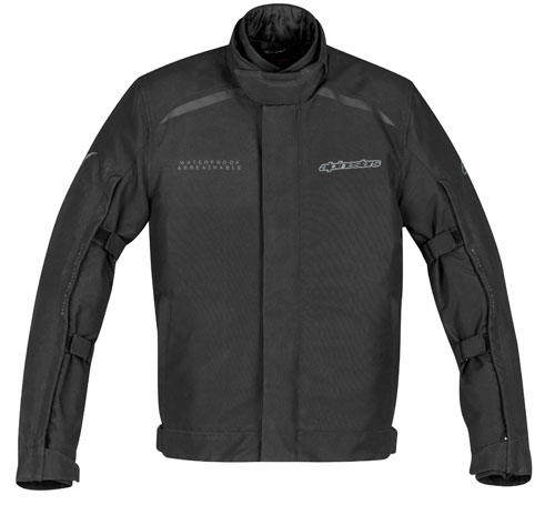 Alpinestars MOnt Blanc Waterproof jacket black