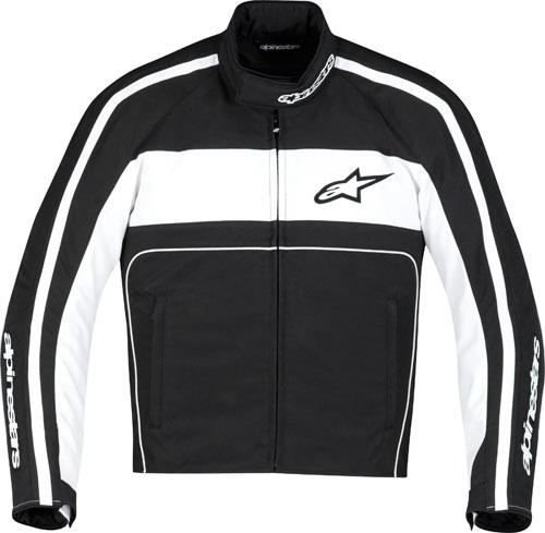 Alpinestars T-Dyno Waterproof jacket black-white