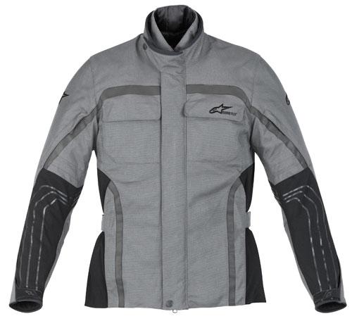 Alpinestars Excursion Gore-Tex jacket grey-anthracite