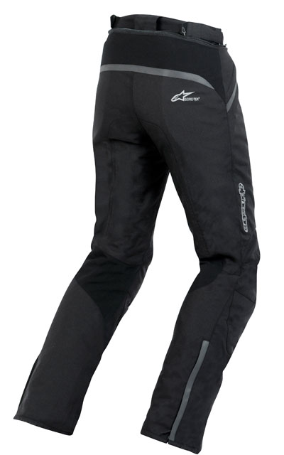 Pantaloni moto Alpinestars Excursion Gore-Tex nero-antracite