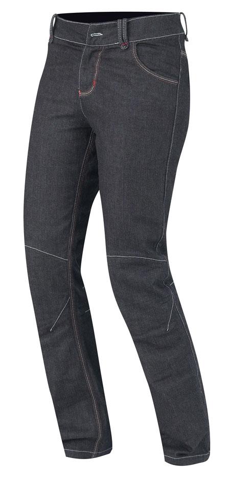 ALPINESTARS Stella Verve Kevlar Denim pants col. indigo washed
