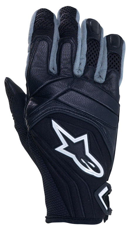 ALPINESTARS Stella SMX-4 women leather-neoprene gloves col. blac