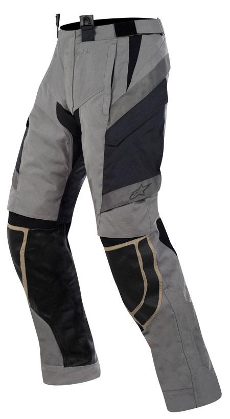 ALPINESTARS Durban Gore-Tex pants col. gray sand