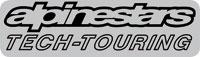 Pantaloni moto Alpinestars Durban Gore-Tex grigio-sabbia