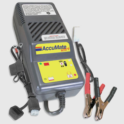 Charger TecMate Accumate