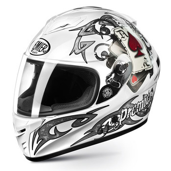 Full face helmet Premier Dragon Ages j8 pitt reply