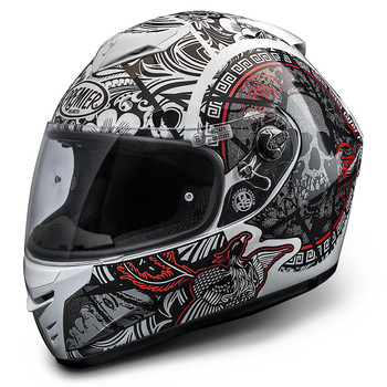 Casco integrale Premier Dragon evo Sk8