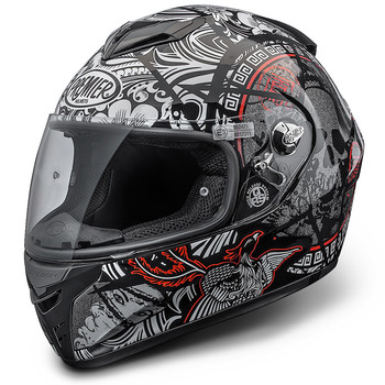 Casco integrale Premier Dragon evo Sk9
