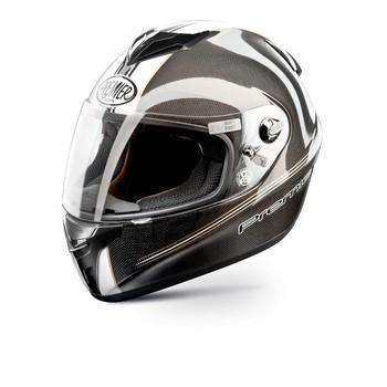 Full face helmet Premier Dragon EVO TITANIUM LIMITED EDITION top