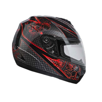 Casco integrale Premier thor joker multicolor base nera