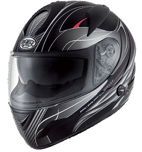 Premier Phase full face helmet Black TT9BM