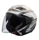 Motorcycle helmet doublevisor jet Premier BLISS