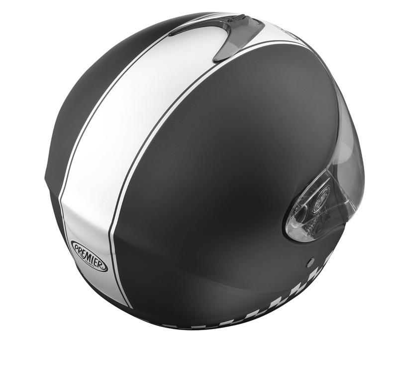 Eos Premier Jet Helmet Matte Black