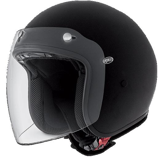 Premier Le Petit kid jet helmet matte Black U9BM