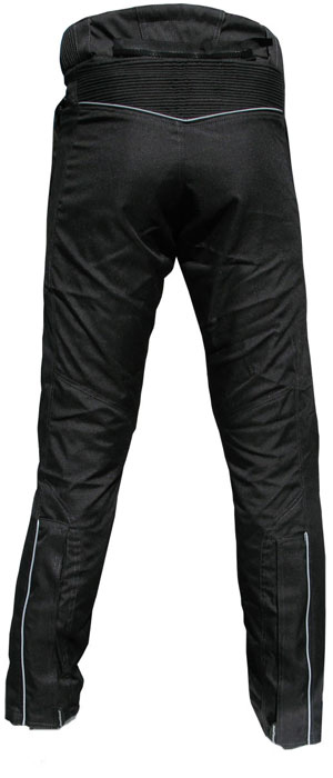 Heartwave double layer trousers Black