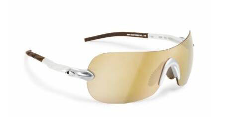 BERTONI AR393B Motorcycle Anti-Reflection Glasses