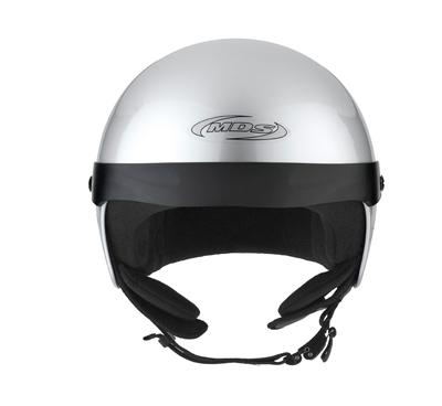 Casco moto Mds By Agv Ascot II Mono silver