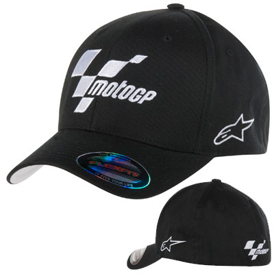 Cappellino Alpinestars Moto GP nero