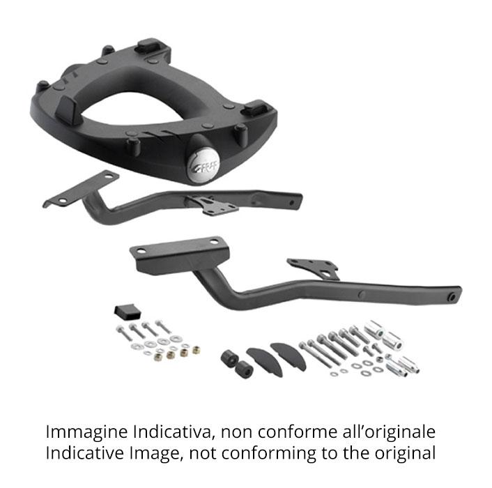 Attacco posteriore specifico per bauletto CTX700 DCT 2014