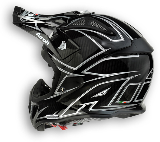 Airoh Aviator 2.1 Carbon offroad helmet