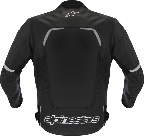 Alpinestars Avant leather jacket black
