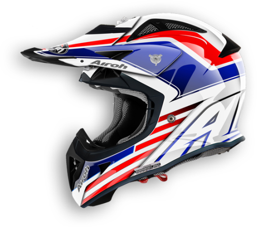 Airoh Aviator Capitain Off-Road helmet