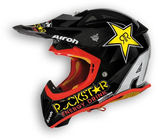 Airoh Aviator Rockstar Off-Road helmet
