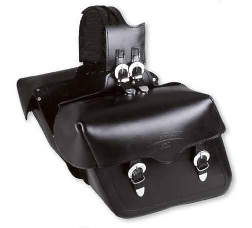 A-PRO Racer Custom Leather Saddle-bags