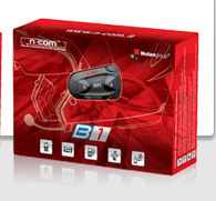 Interfono Bluetooth Nolan B1 N103-91-90-86-85-71-43E singolo