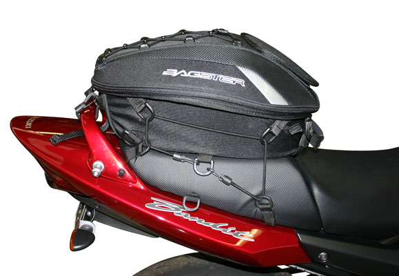 Bagster Spider saddle bag