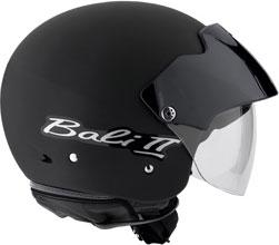 Casco moto Agv Bali II Mono nero opaco