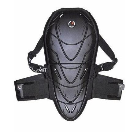 Protezione schiena Soul Race MF Bender livello 2 Nero