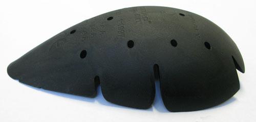 Kit protezioni per giubbotti Coppia Spalle e Coppia Gomiti