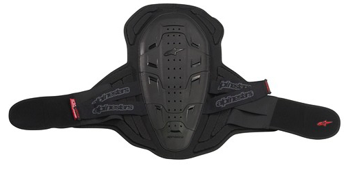 Alpinestars Bionic Street Shield back protector black