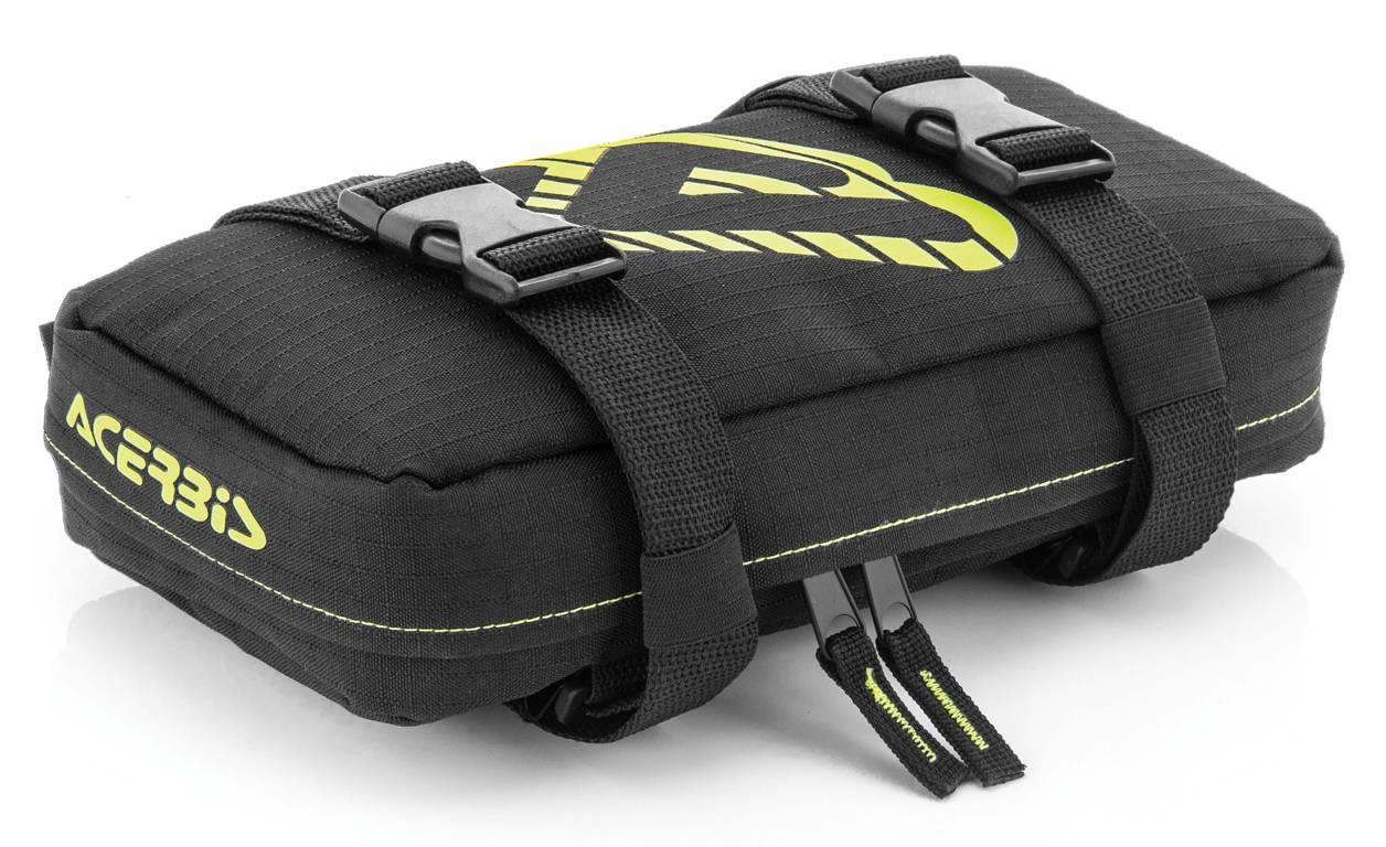 Borsa porta attrezzi Acerbis Front Tool Bag Nero Giallo